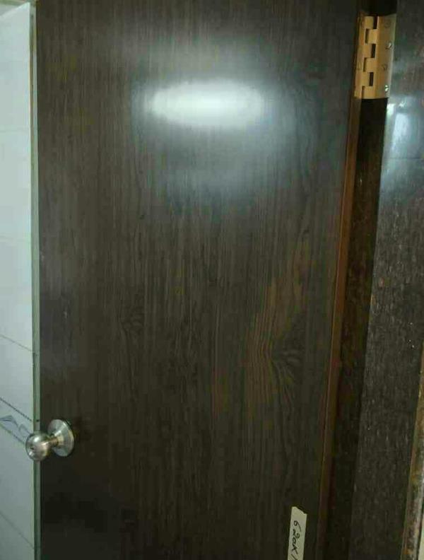 This Pvc Door Is Waterproof