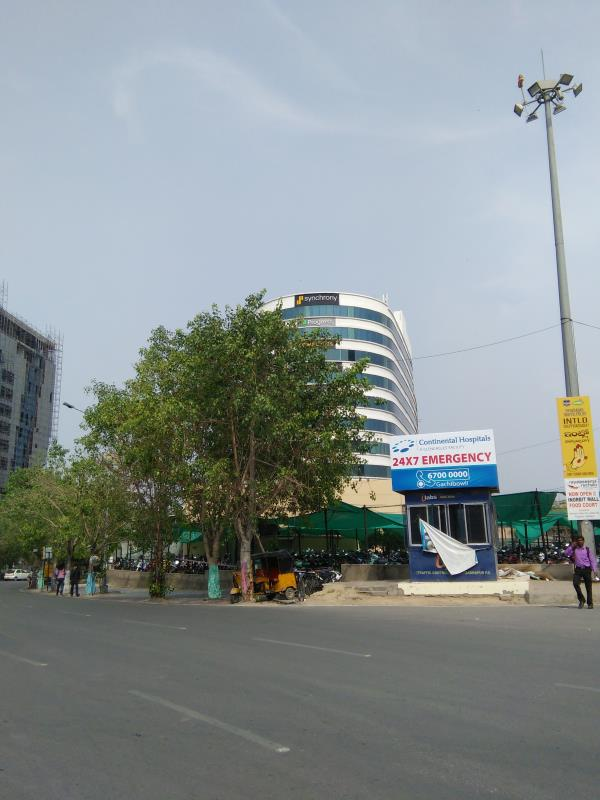 near to ilabs, madhapur, Hyderbad - 500081