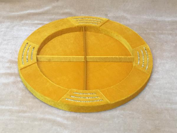 Decorative Dry Fruit Tray  We are leading manufacturer, supplier and wholesaler of Decorative Dry Fruit Tray in Delhi