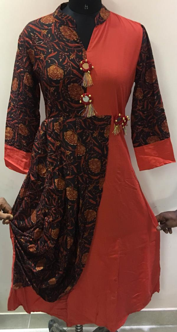 Kurti manufacturers and wholesalers from Jaipur india. We make cotton rayon Kurtis at great wholesale prices. We make all type of embroidary and Handwork and Print Kurtis. Check out the collection. Ping at 8003899649