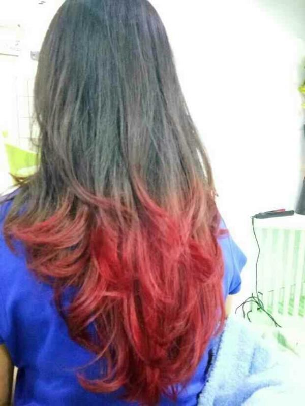 Transform your hair.