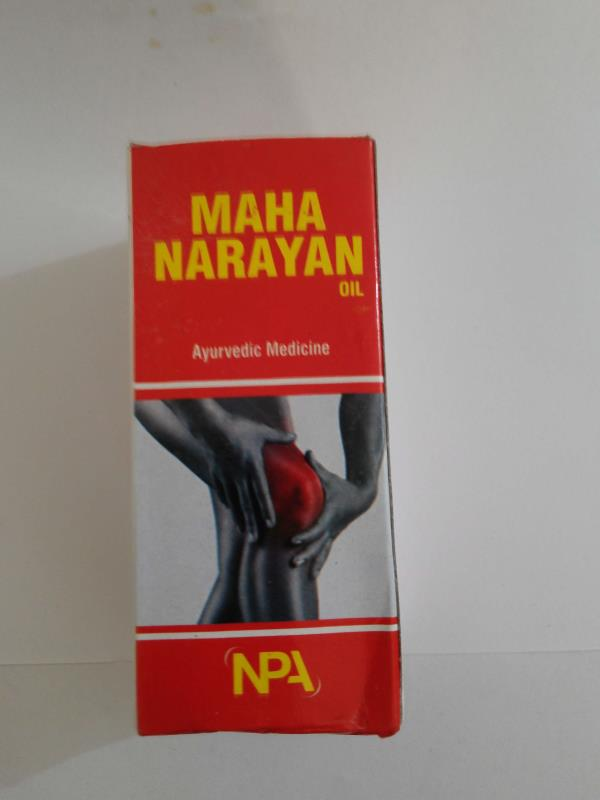 benefits of pain relief oil   Product Name: Maha narayan Oil  Product Description: In line with clients' diverse requirements, we are engaged in manufacturing an optimum quality range of Pain Kill Oil. Approx Price: Rs 75 /oil  Features: Leak proof packaging Free from impurities Quick relief