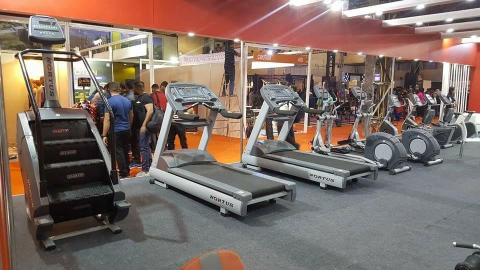 Nortus fitness at bodypower mumbai, india. We are the leading manufacturer of all fitness equipments in india. The motorised treadmill and stair fit machone from nortus fitness at bodypower. Call us: +919810412144 #gym #fitness #fitnesslife #motivation #LogoDesign #gymlife #GymMotivation #nortusfitness #bodybuilding #muscle #cardio #FitnessMotivation #exercise #FitnessChallenge #fitindia #Biceps #HumFitTohIndiaFit #Protein #strength #fitnessaddict #fitnessfreak