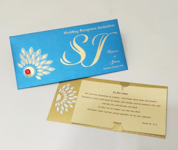 Best hand made invitation cards sarvamangala cards call us are you looking for any hand made invitation cards in chennai we provide the best stopboris Image collections