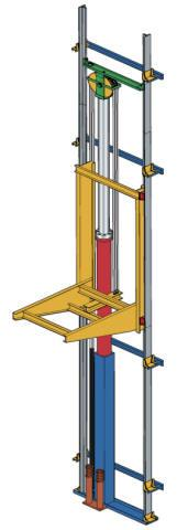 Hydraulic Lift in Mumbai. Hydraulic Elevators in Mumbai. Hydraulic Lift in India