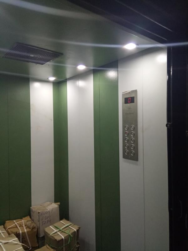 We are manufacture of passenger and goods lift