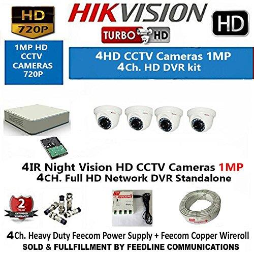 Hikvision DS-7104HGH