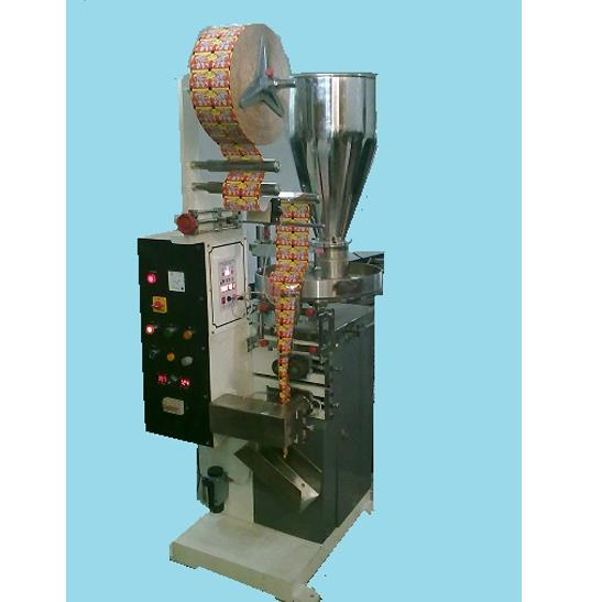 """Automatic Form Fill & Seal Machine for Packing """"Mouth freshener  """" in laminated pouches. Capacity to pack    4 gms  15 grms"""
