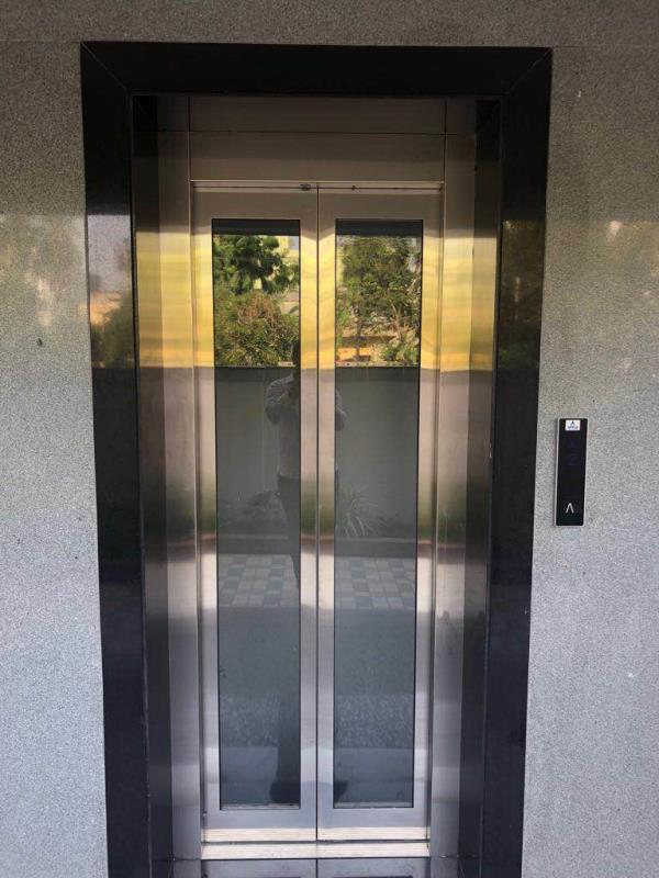 SS - Glass : Automatic Doors