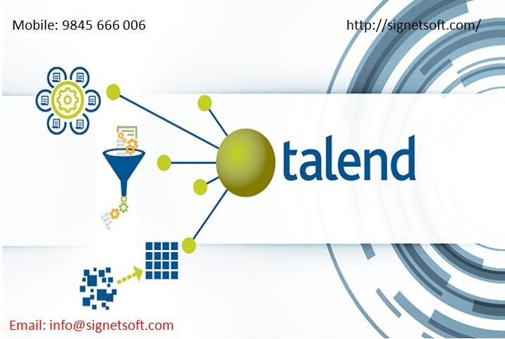 #Talend_Training in Banga