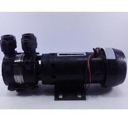 DC Self Priming Pump in Delhi Product Details: Motor Horsepower 2-5 HP Power Source Electric Pump Type Centrifugal Pump We have been widely known in the market for our ability to manufacture, supply and export a genuine quality range of DC Self Priming Pumps . These pumps are precisely engineered by a team of experts, which has immense expertise and experience in this domain. The range of pumps offered by us is designed and made in accordance with the industrial requirements. Further, this helps us in gaining the trust and confidence of our clients. DC Self Priming Pumps are made available to the esteemed customers at industry leading prices. Features: Pumps are quick automatic self priming action with back-pull out design for easy - maintenances with non-clogging impeller to handle suspended solids. Easily portable with trolley arrangement suitable for motor as well as engine drive compact mono block version also available along life due to replaceable wearing parts grease lubricated deep groove ball-bearing. Applications : Effluent and sewage treatment plant Petroleum product handling Incinerator Agriculture Purpose Dewatering Purpose Swimming Pools Loading And Transfer Of Oils Ceramic Re-rolling Mills Pits Rain And Storm Water Thermal Plant Steel Plant Slurry Material Handling Mud Marine Hotel Spirits Filter Press Trenches Construction Sites Chemicals etc...