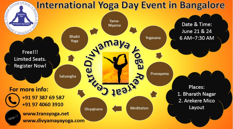 Namasthe All,   We cordially invites everyone to take the opportunity of free yoga classes on the eve of International Yoga Day which is on 21st June 2018 and also on 24th June 2018. For Registrations, Sponsorship, and Volunteers, please call or email us.   (Tags: international yoga day 2018,  international yoga day united nations,  nternational yoga day bangalore,  international yoga day baba ramdev,  international yoga day brahma kumaris,  international yoga day benefits,   international yoga day exercise plan pdf,  international yoga day emblem,  international yoga day festival,  international yoga day gif,  international yoga day hindi,   international yoga day images,  international yoga day in marathi,  international yoga day invitation,  international yoga day in telugu,  international yoga day june 21,  international yoga day jokes,  international yoga day kab manaya jata hai,  international yoga day karnataka,  international yoga day modi,  international yoga day mysore,  international yoga day manual,  international yoga day ministry of ayush,  international yoga day official website,  international yoga day official logo,  international yoga day objectives,  international yoga day poster,  international yoga day photos,  international yoga day prayer,  international yoga day pictures,  international yoga day quotes in hindi,  international yoga day quiz,  international yoga day questions,  international yoga day registration,  international yoga day ramdev,  international yoga day registration chandigarh,  international yoga day record,  international yoga day register,  international yoga day song,  international yoga day slogan,  international yoga day syllabus,  international yoga day schedule,  international yoga day sequence,  international yoga day symbol,  international yoga day theme,  international yoga day t shirts,  international yoga day united states,  international yoga day video,  international yoga day wikipedia,  international yoga day website,  international yoga day wishes,  international yoga day wallpaper,  international yoga day winnipeg,  international yoga day wallpaper download,  international yoga day worldwide,  international yoga day wikipedia in hindi,  international yoga day website launched by modi,  international yoga day youtube,  international yoga day yoga asanas,  1 international yoga day,  1st international yoga day celebration,  1st international yoga day theme,  speech on international yoga day in 150 words,  international yoga day 2019,  international yoga day speech for students)