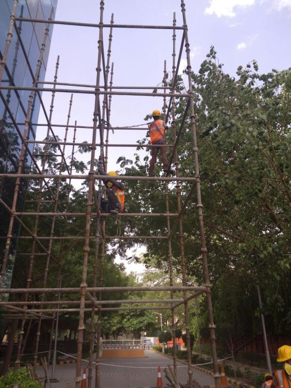 contact for scaffolding and shuttering material in all over india for construction of bridge, Flyover and any type of construction work of commercial and residential.