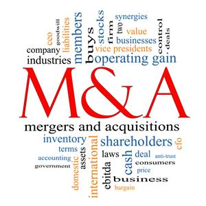 M& A  Our firm is a longstand