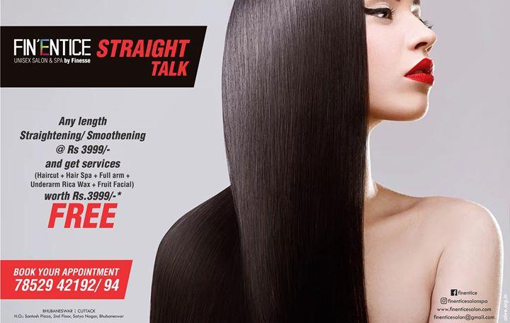 ANY LENGTH Hair Straighte