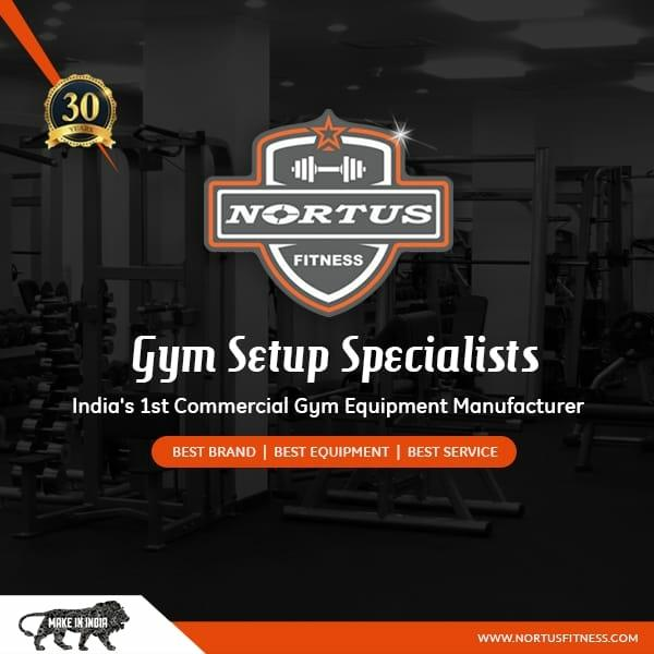 The gym specialist in ind