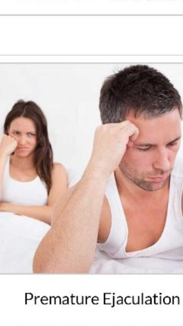 Erectile dysfunction!  Erectile dysfunction is a stage when male person unable to do sexual intercourse due to poor erection. This problem completely and permanently cured by using ayurvedic medicine.