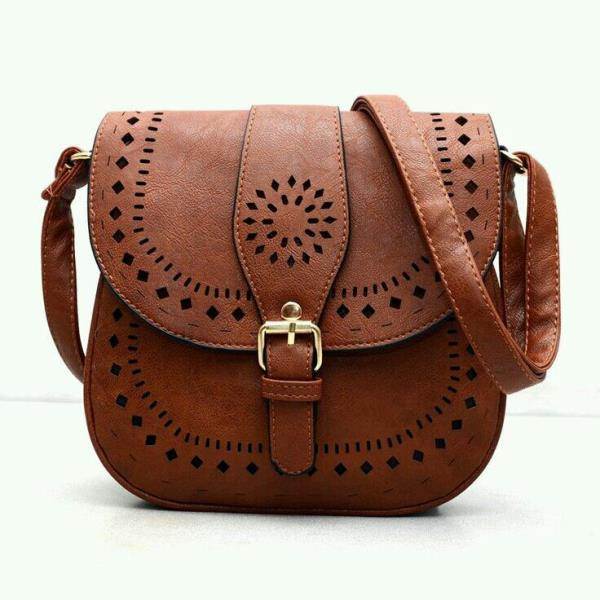 Ladies leather slings bag