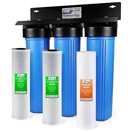Whole House Filtration Sy