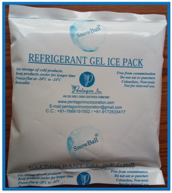 Ice Pack we are manufacturing