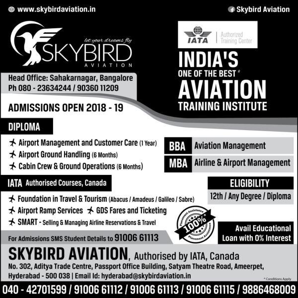frontline aviation professional training institute : SKYBIRD