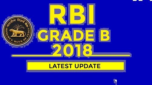 RBI Grade B 2018 Notification  The dream job notification for many of the Job seekers at present is going to become live from 3rd July 2018. Yes, RBI Grade B 2018 Recruitment Notification will be released in the official site of RBI on 3rd July 2018. Regarding the upcoming RBI Grade B 2018 Notification, a short notice intimating the overview of exam date and other important to all the job hunters.  For this RBI Grade B 2018 update,  lacs of candidates have been waiting since from April 2018. Finally, this  RBI Grade B Officer 2018 details.  Do you want to know what are those details? Then refer the below info.  RBI Grade B 2018 Notification RBI Grade B Officer Vacancy  The immediate thing that the applicants have to notice after knowing about the announcement of RBI Grade B 2018 Notification is about the RBI Grade B Vacancy List of all departments. Through the viewing of these vacancy details, candidates can calculate their probabilities to get employed into this RBI Grade B Officer Posts.  According to the number of vacancies only, the candidates has to do the preparation of RBI Grade B Syllabus. Do you know why? If the RBI Grade B Officer Vacancy 2018 are less, then the competition is very tough. So with the hard preparation only, you can get success in this RBI Grade B Selection Process during the terms of less vacancies. So remember this point and make the preparation.  RBI Grade B Recruitment 2018 Full Details RBI Grade B 2018  Name of The Organisation Reserve Bank of India(RBI)  Name of the Posts RBI Grade B officer  Total number of posts 166 (Tentatively) RBI Officer Grade B Short Notification 29th June 2018 RBI Grade B 2018 Notification 3rd July 2018 Application Form Starting Date 3rd July 2018 Application Form Closing Date 23rd July 2018 Phase I Exam Date 16th August 2018 Phase II Exam Date 7th Sep 2018 Interview Oct/November 2018 Category Central Government Jobs   RBI Grade B Eligibility Criteria Full Details   RBI Grade B Officer – Educational Qualificati