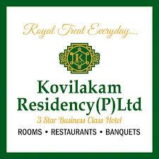 Welcome to KOVILAKAM RESIDENCY a new brand name in hospitality set in the land of legendary Zamorins and the most coveted address and finest accommodation in the city. This eye catching architectural                 marvel is the first welcoming sign to the city of Kozhikode to visitors from south. This new venture provides the connoisseurs with choicest menu of reassurance to choose from. Kovilakam possess the finest of the city's Restaurant's that offer you variety of cuisines with exclusive vegetarian and non vegetarian kitchens. Our well experienced chefs and their team will tickle buds with their culinary crafts. The impeccable service and courteous behaviour of our staff will make you feel at home.
