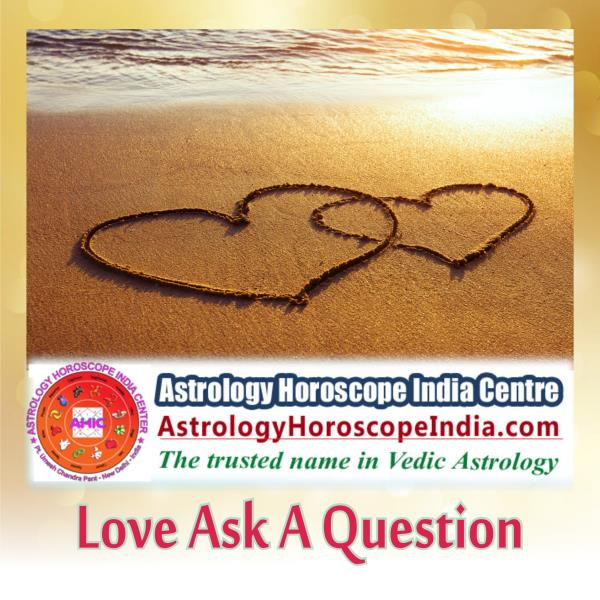 Vasant Vihar:Ask any question of your choice related to your love life and find its best and dependable answer pertaining to your needs and satisfaction. We assure you of having great and dependable astro solutions related to love question. Experience joy and eternal bliss with the solution provided as an answer to your question by our expert. Get it now: http://astrologyhoroscopeindia.com/love-ask-a-question/p84#LoveAstrology