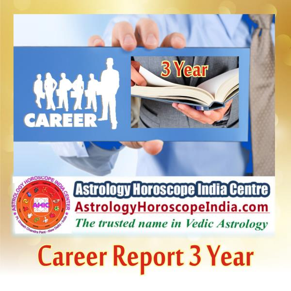 R K Puram:If you have career goals not longer than 7 years or 10 years, choose our career report for 3 years. In this report, proper guidance and remedial measures (if needed) are certain provisions you will be provided with. Solutions and guidance provided will serve your career related goals, objectives, expectations and desires properly. Get it now: http://astrologyhoroscopeindia.com/career-report-3-year/p53#CareerHoroscope
