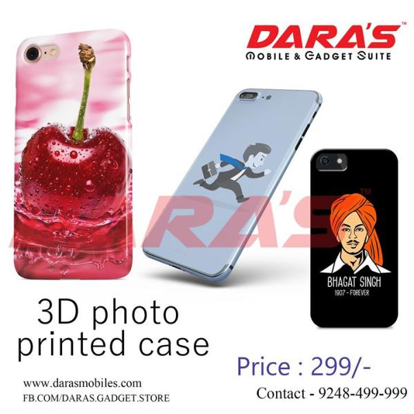 3d photo printed case DARAS