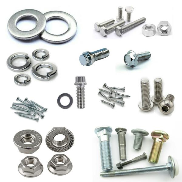 High tensile nut bolt washer