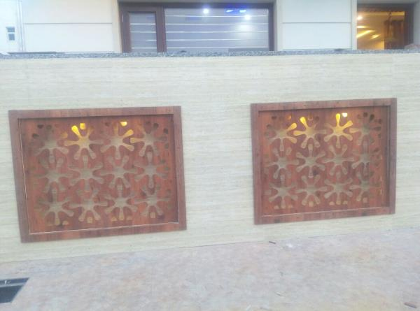 Done Hpl work with Cnc cutting
