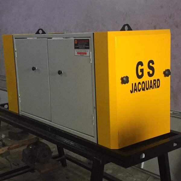 Jacquard machine manufacture