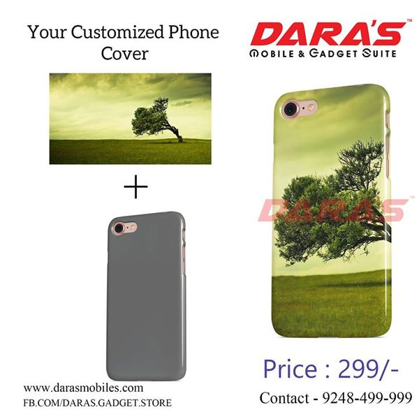 customised phone cover available at DARAS