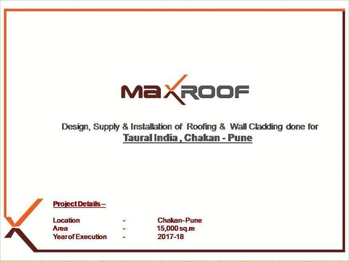 Maxroof team success