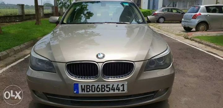 BMW. 520d available only at 9.