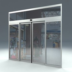 Sliding Door Manufacturer in Taloja We are offering to our clients an exclusive quality range of Automatic Door Operators. These doors are the driven electrically and are used for the convenience of opening and closing on the receiving impulses and signals.