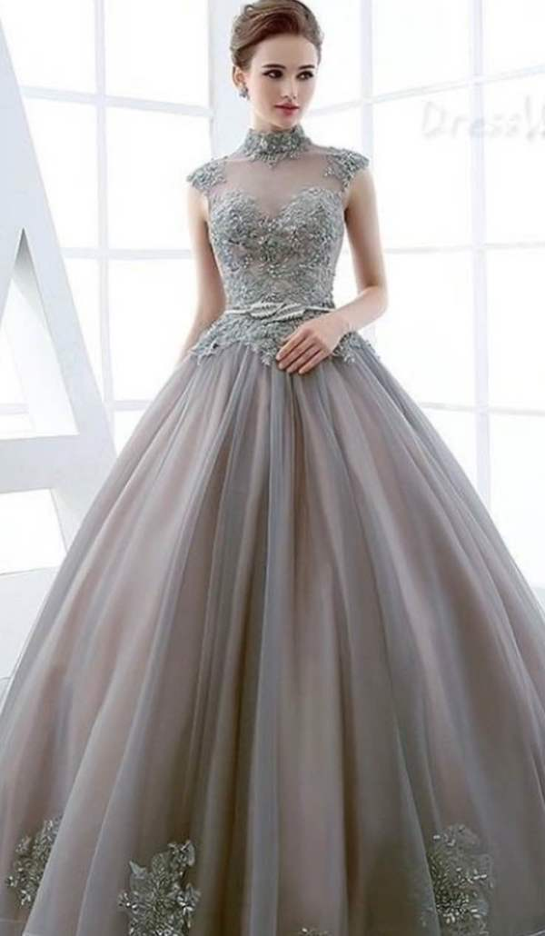 marriage dress for bride gowns for indian wedding reception indian ...