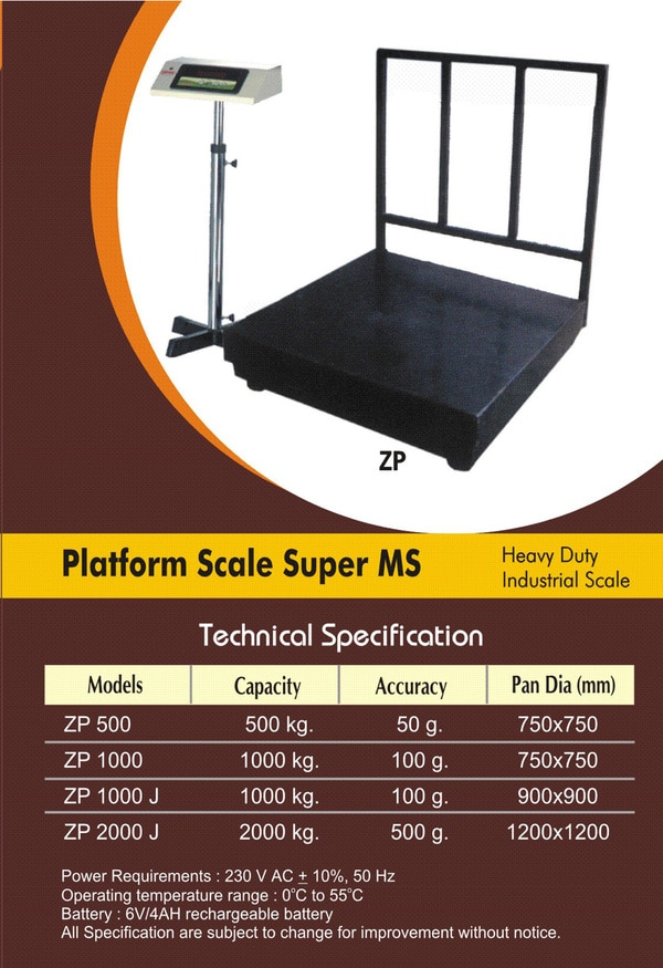 Hanging Scale 5000 Kg Hanging