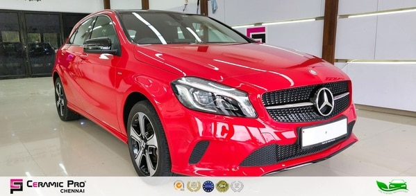 The Sporty new Mercedes Benz A