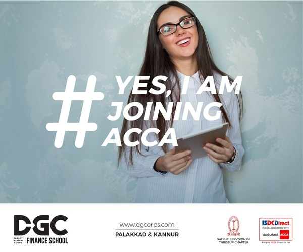 Yes, I am joining for ACCA Bec