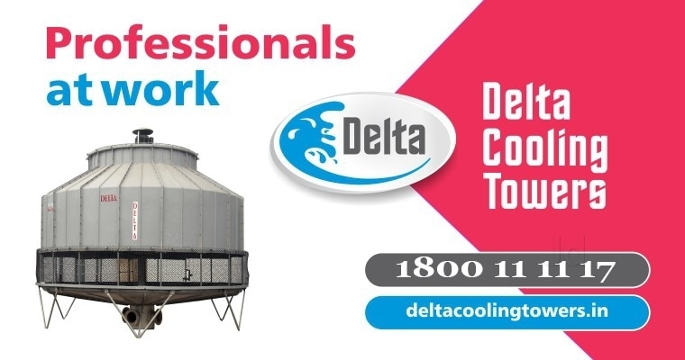 Delta - Cooling Towe