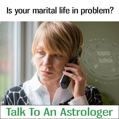 uth Delhi:Is your marital life in problem? Find solution of such problem through astrological means by top astrologer in South Delhi, Pt. Umesh Chandra Pant. Remedial measures provided through counseling will put an end to your marital problem, bringing peace into it. Know more: http://astrologyhoroscopeindia.com/phone-consultation/p5#AstrologyHoroscopeIndia #OnlineAstrologyGuidance