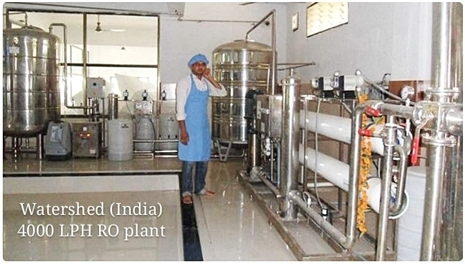 Commercial RO Plants for