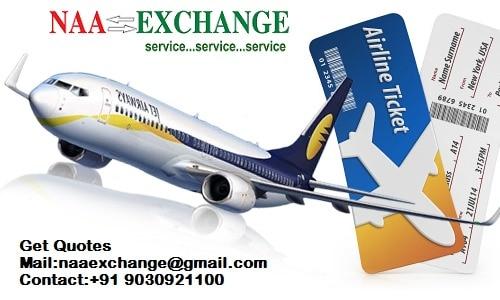 Flight Tickets Services