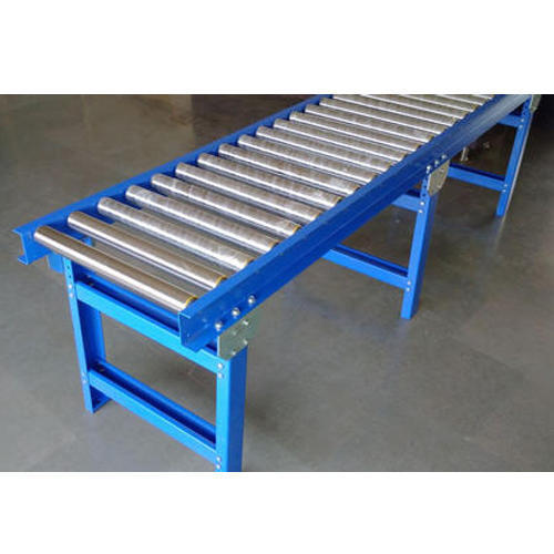 We are the leading and prominent Manufacturer and Service Provider of MS Roller Conveyor.We obligated to meet the quality standards as per the customer demands.