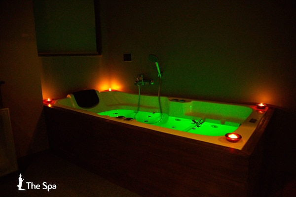 THE SPA NIKOL Sometimes the best thing t