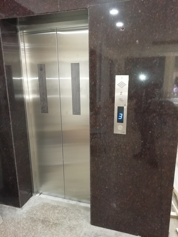Passenger lift Inder engg