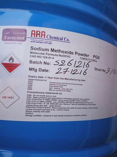 Sodium Methoxide Sup