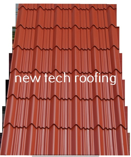 Roofing Sheets Works